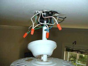 Ceiling Fan Housing
