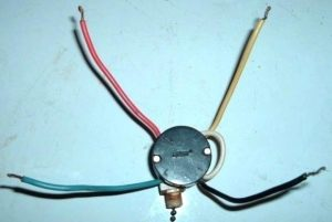 4 Wire Ceiling Fan Switch